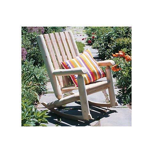 Cedarlooks 010005A High Back Rocking Chair