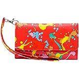 Micromax Canvas Turbo A250 - Royal Mini Handbag Pouch Wallet Cover Cards Slot & Cash Pocket Be Unique Buy Unique