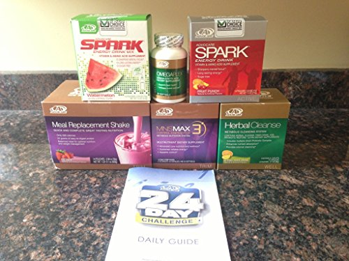 Advocare 24 Day Challenge Berry