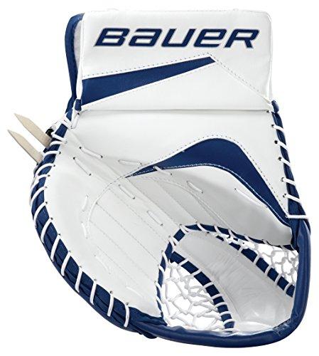 Bauer-Senior-5000-Catch-Glove-WhiteNavy-Regular