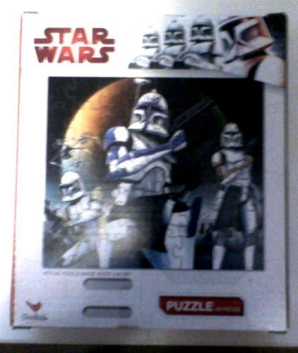 Star Wars - Clone Wars - 48 Piece Puzzle - 1
