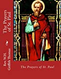 img - for The Prayers of St. Paul book / textbook / text book