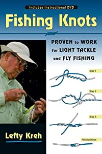 Orvis Fishing Knots - Book With Dvd