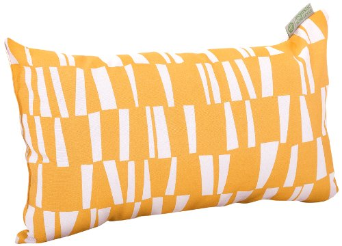 Majestic Home Goods Sticks Pillow, Small, Citrus front-257821
