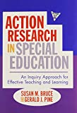 img - for Action Research in Special Education: An Inquiry Approach for Effective Teaching and Learning (Practitioner Inquiry) book / textbook / text book