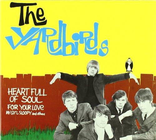 The Yardbirds - Heart Full Of Soul (Single) - Zortam Music