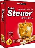 Software - QuickSteuer Deluxe 2016 (f�r Steuerjahr 2015)