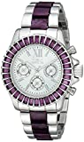 Invicta Analog Silver Dial Women's Watch - 18870