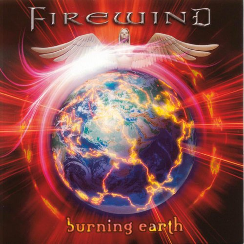 Firewind - Burning Earth [Japan CD] QIHC-10027
