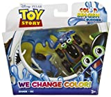 Shark & RC: Toy Story Color Splash Buddies 2-Mini-Figure Pack