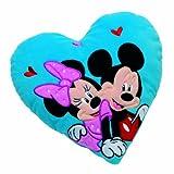 Mickey Mouse 12555�-�Mickey & Minnie Coj�n Coraz�n 30�cm