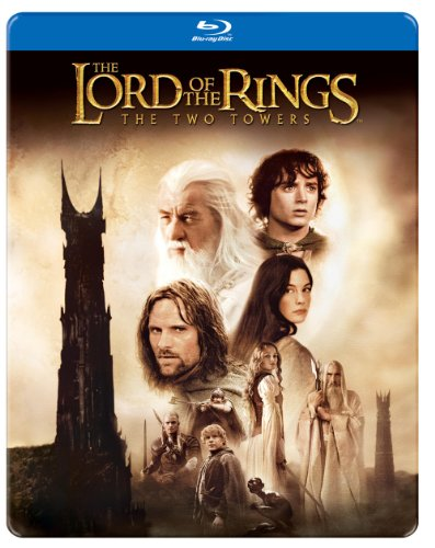 Властелин колец: Две крепости / The Lord of the Rings: The Two Towers (2002) BDRip от Shevon | Лицензия