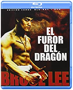 El furor del dragón (Combo BluRay+DVD) [Blu-ray]