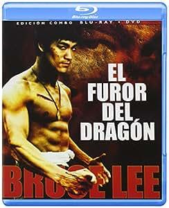 El furor del dragón (Combo BluRay+DVD) [Blu-ray]