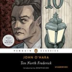 Ten North Frederick | John O'Hara,Jonathan Dee (introduction)