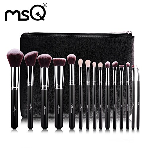 meydlee-make-up-pinsel-set-15st-schwarzen-bambus-griff-premium-weichem-kunsthaar-stiftung-blending-b