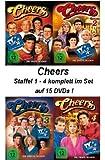 Cheers - Staffel 1-4 im Set - Deutsche Originalware (15DVDs)