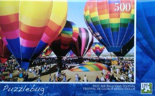"""Puzzlebug 500 Pc Puzzle """"Carnival Fun"""" - 1"""
