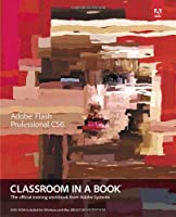 Adobe Flash Professional CS6 Classroom in a Book Front Cover