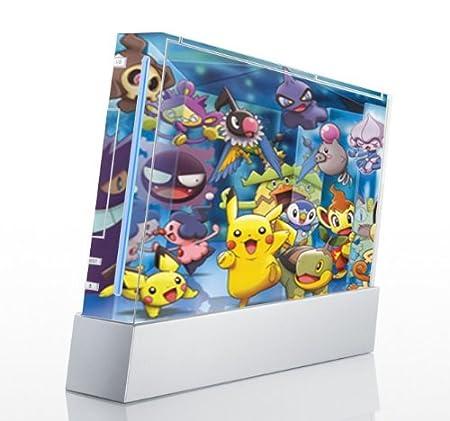 Pokemon Battle Revolution Game Skin for Nintendo Wii Console -g-