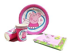 China Peppa Pig Tableware