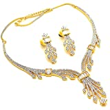 Jewar Necklace New Indian Handmade Ad Cz Jade Silver Gold Plated Finish Jewelry 6832