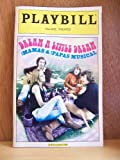 img - for Dream a Little Dream: The Mamas and The Papas Musical - Playbill, Village Theatre, New York book / textbook / text book