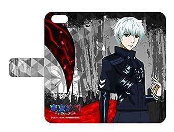 手帳型スマホケース東京喰種トーキョーグールデザイン01金木研iPhone6専用