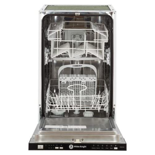 White Knight DW0945IA Slimline Integrated Dishwasher