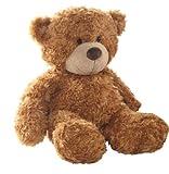 Aurora 13-inch Bonnie Teddy Bear (Brown) by Aurora