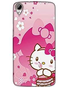 HTC Desire 828 Back Cover Designer Hard Case Printed Cover