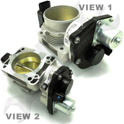 Ford 9W7Z-9E926-A Throttle Body