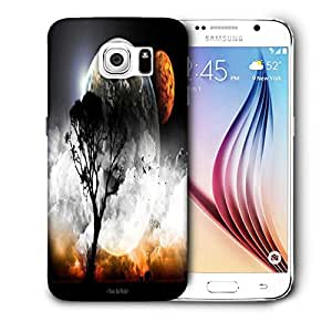 Snoogg Amazing Evening Curse Printed Protective Phone Back Case Cover For Samsung Galaxy S6 / S IIIIII