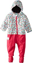 Roxy SNOW Baby-Girls Infant Sweet Pea One Piece, Floral, 24 Months