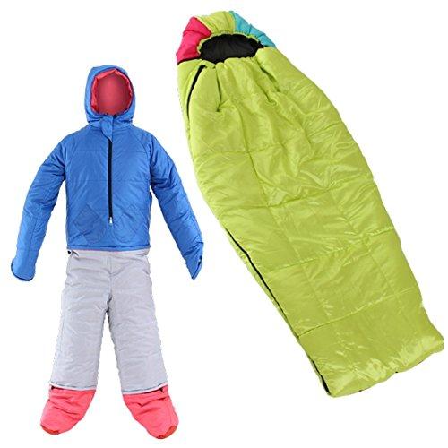 DOPPELGANGER(ドッペルギャンガー) アウトドア 冬キャンプ 防寒寝袋セット S1-469