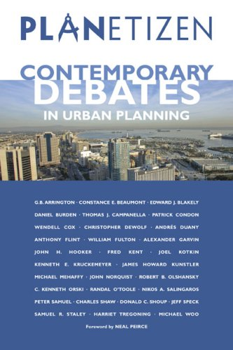 Planetizen's Contemporary Debates in Urban Planning