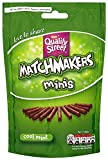 Nestlé Quality Street Mini Matchmakers Cool Mint Chocolate Sticks 108 g (Pack of 12)