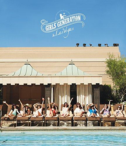少女時代- GIRLS' GENERATION In Las Vegas フォトブック + DVD ( 韓国盤 )( リージョンコードALL )( 初回限定特典11点付 )( 韓メディアSHOP限定 )