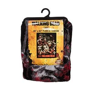 The Walking Dead Fleece Throw Blanket Amazon Ca Home