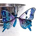 Pink Butterfly Pot Hanger