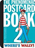 Martin Handford Where's Wally? The Phenomenal Postcard Book Two