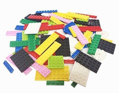 LEGO Young Builders Educational Creative Building Bricks, 100 Pieces (Lego Brick Building Set compare prices)