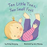 img - for Ten Little Toes, Two Small Feet book / textbook / text book