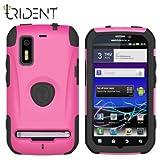 耐衝撃+防塵性! Trident Case Aegis Case for Motorola Photon ISW11M ( Pink ) トライデントケース モトローラ フォトン ケース ピンク