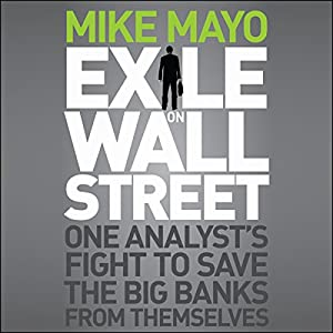 Exile on Wall Street Audiobook