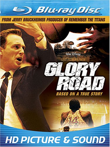 Cover art for  Glory Road [Blu-ray]