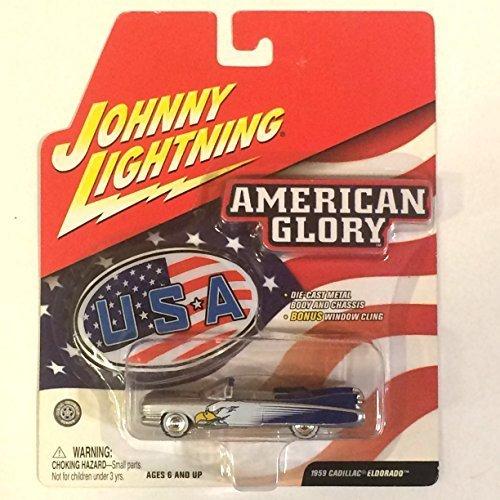 Johnny Lightning American Glory 1959 Cadillac Eldorado