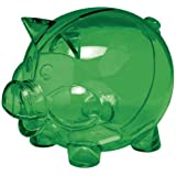 Piggy Bank with Locking Key Trade Show Giveaway