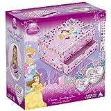 Orb Factory Sticky Mosaics Disney Princess Jewellery Box