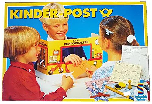 Kinderpost – Schmidt Spiele – Postamt – Post-Schalter – Kinder-Post günstig kaufen